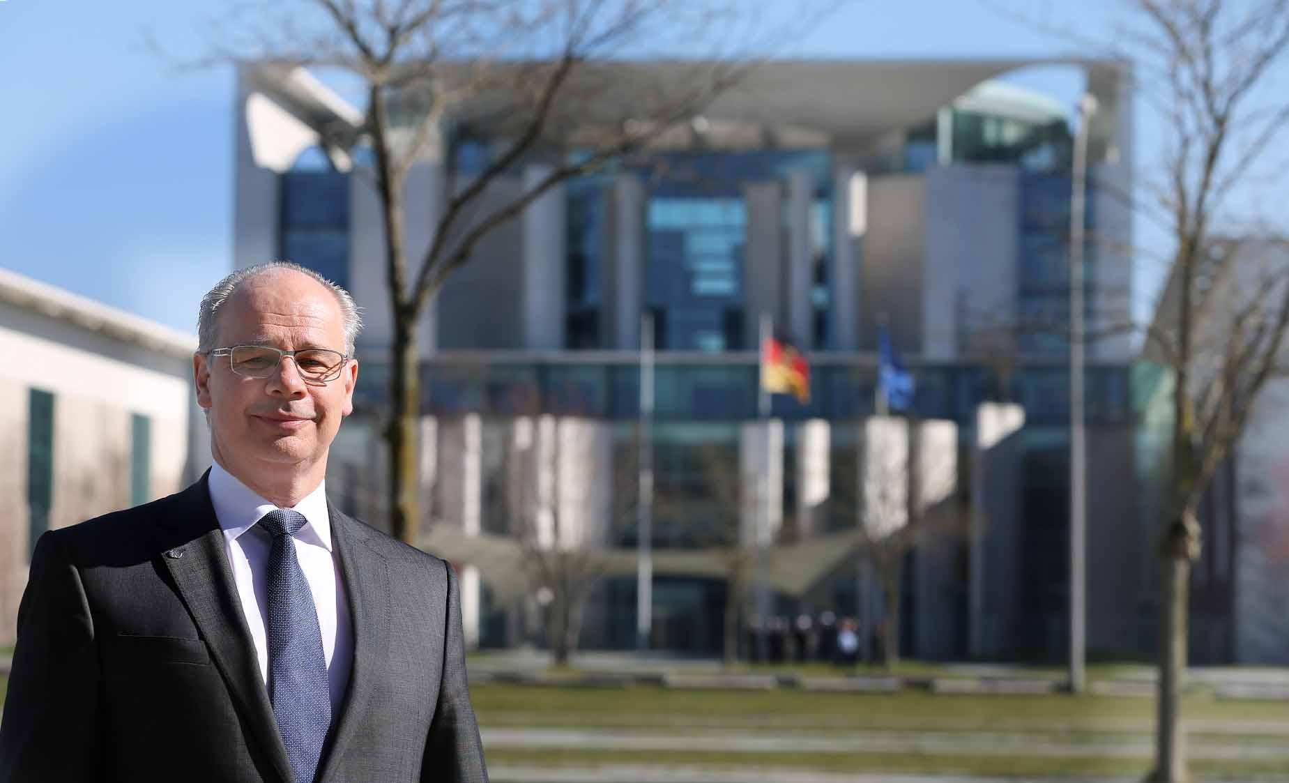 Dr. Georg Kippels – MdB