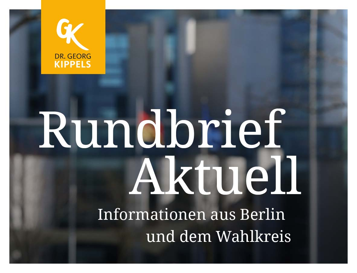 Rundbrief Aktuell