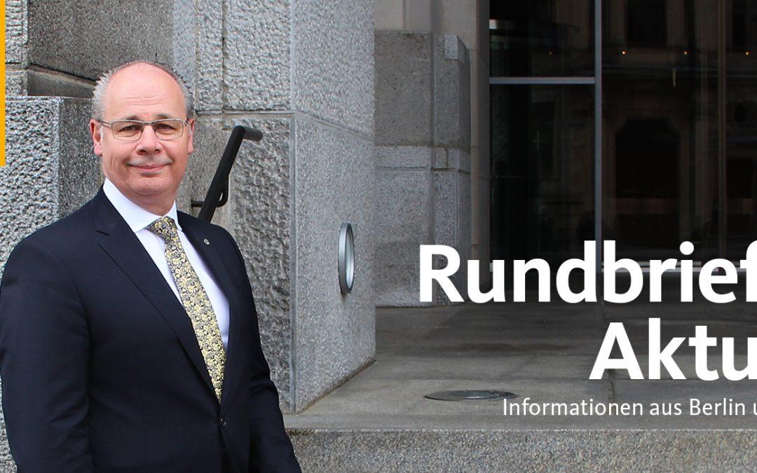 Rundbrief Aktuell 27/2019