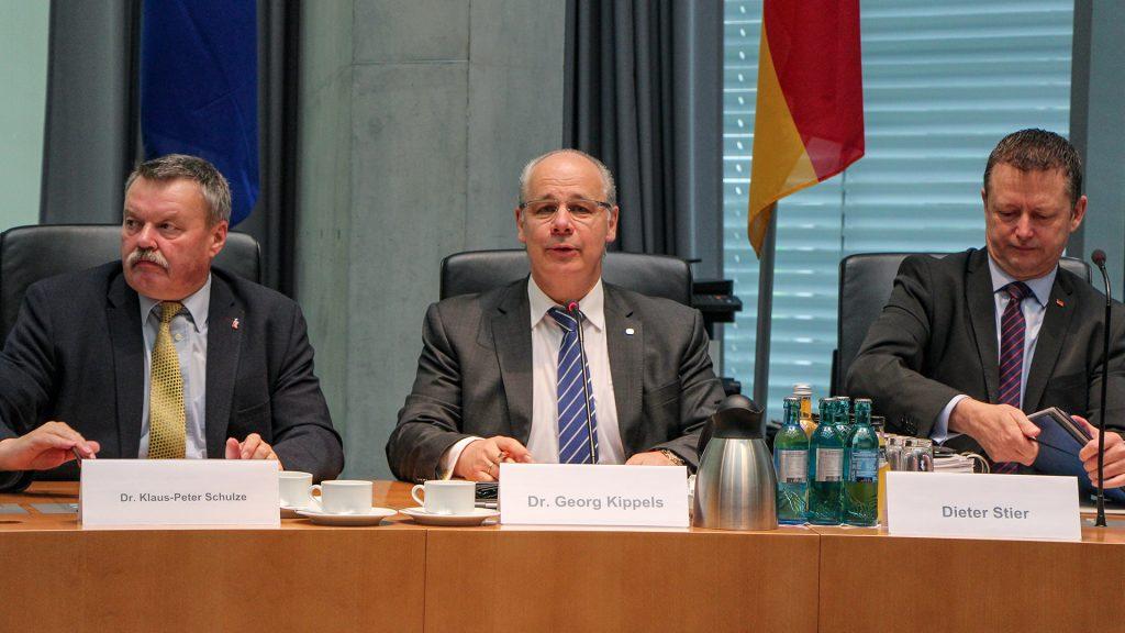 """Strukturwandelkonferenz """"Aus den Revieren – Für die Reviere"""""""