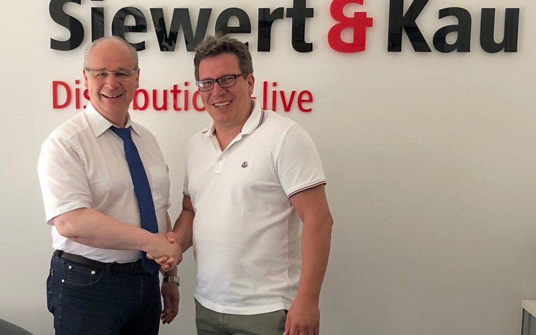 Besuch bei Siewert & Kau in Bergheim
