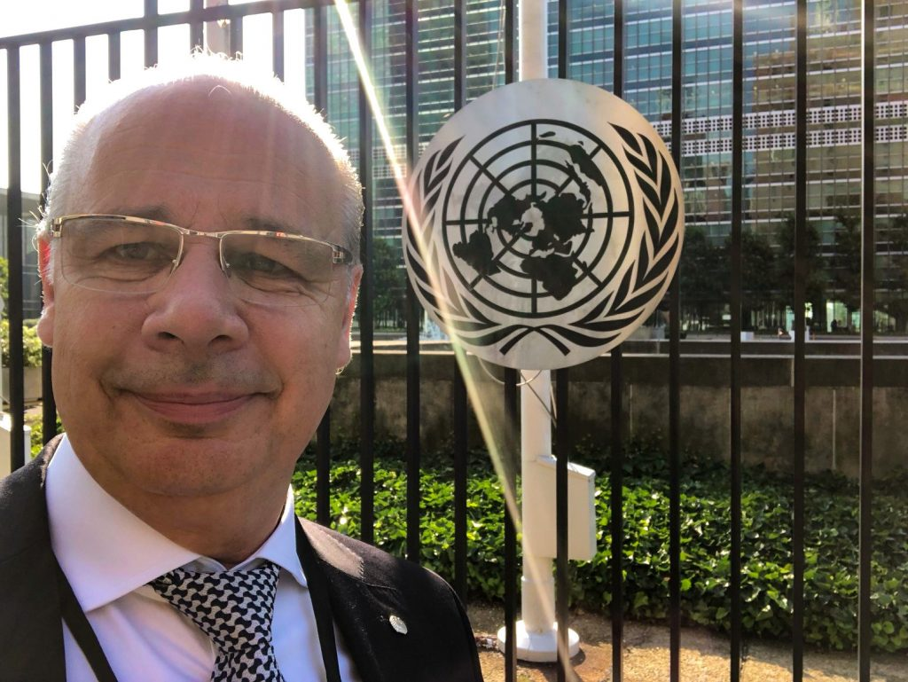 Vereinten Nationen in New York