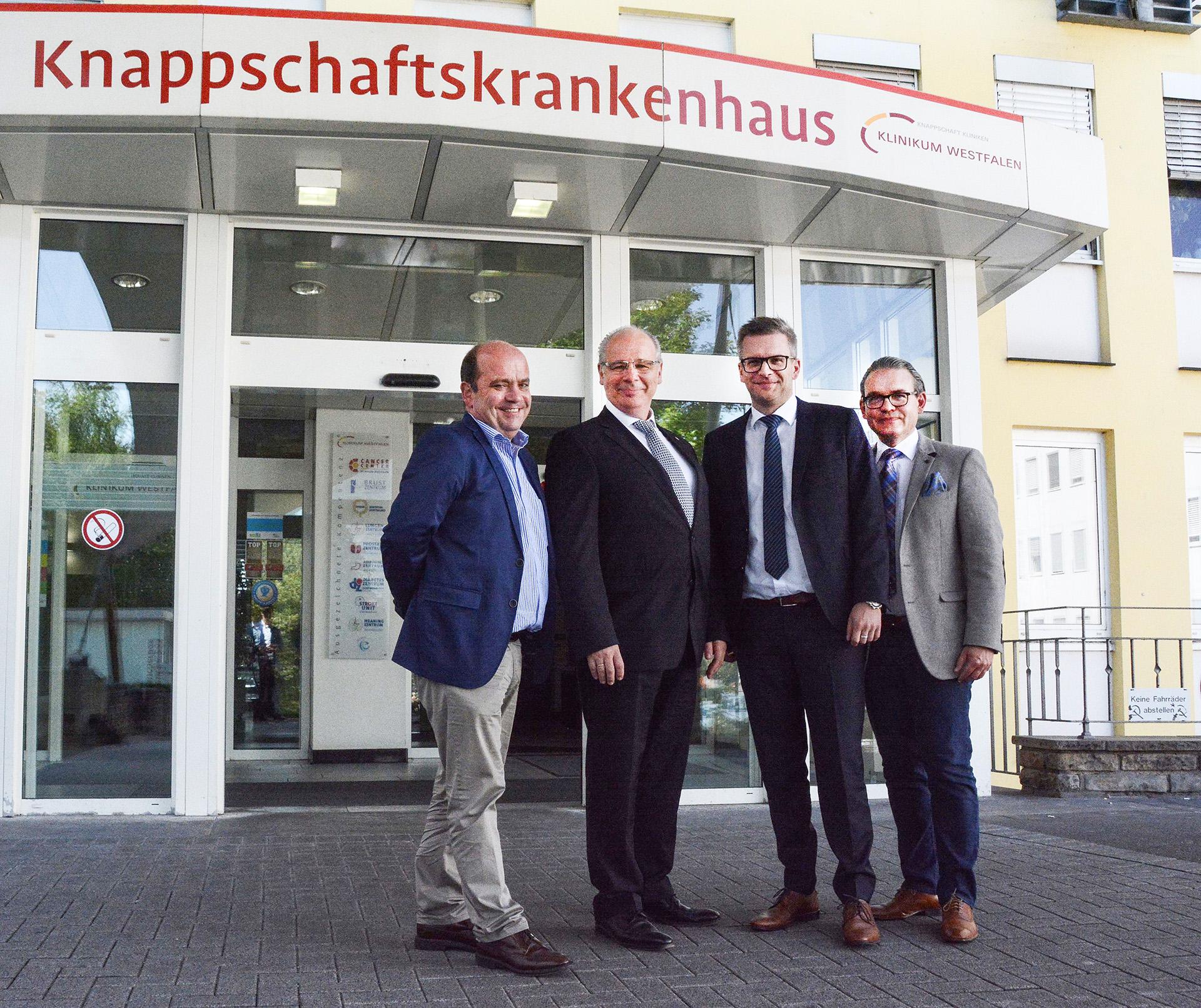 Klinikum Westfalen