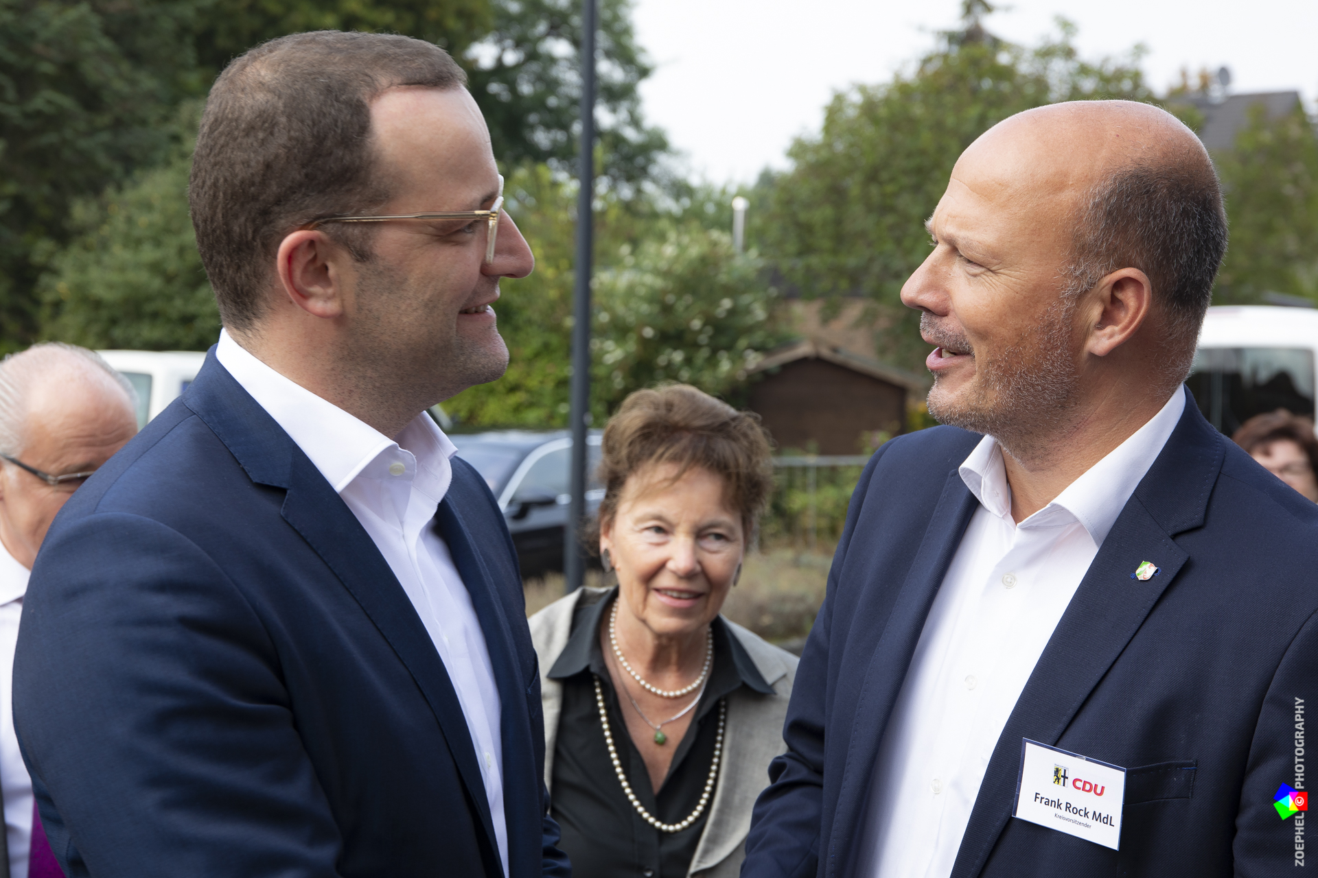 Jens Span Veranstaltung in Hürth