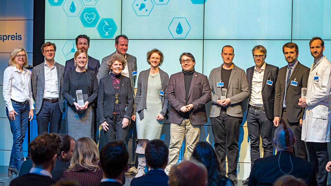 Digitaler Gesundheitspreis 2018 Novatis