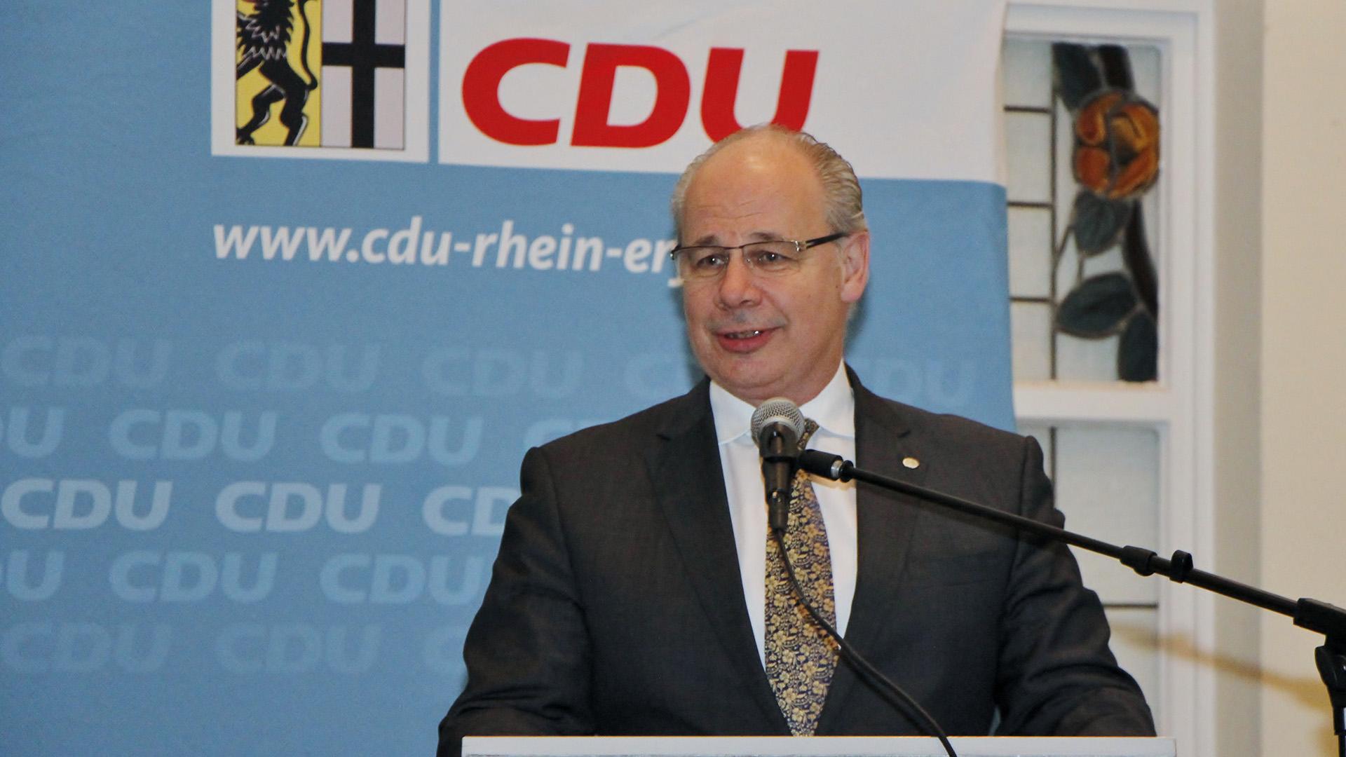 Neujahrsempfang der CDU in Bedburg
