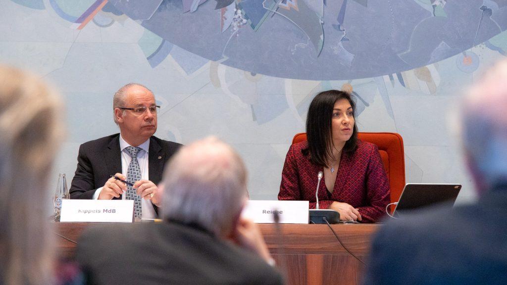 CDU Veranstaltung mit Dr. Georg Kippels und Katherina Reiche