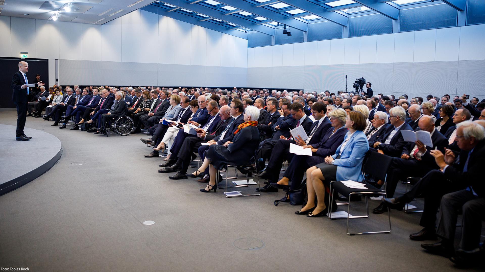 70 Jahre CDU/CSU-Fraktion im Deutschen Bundestag