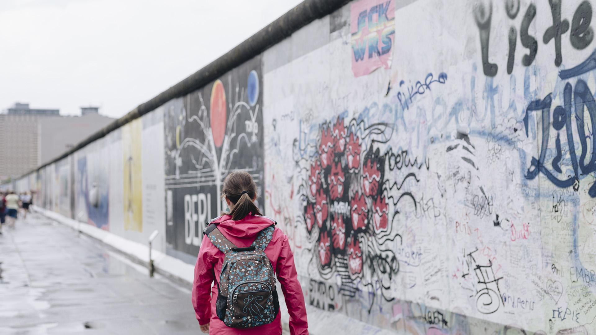 19kw45 Berliner Mauer