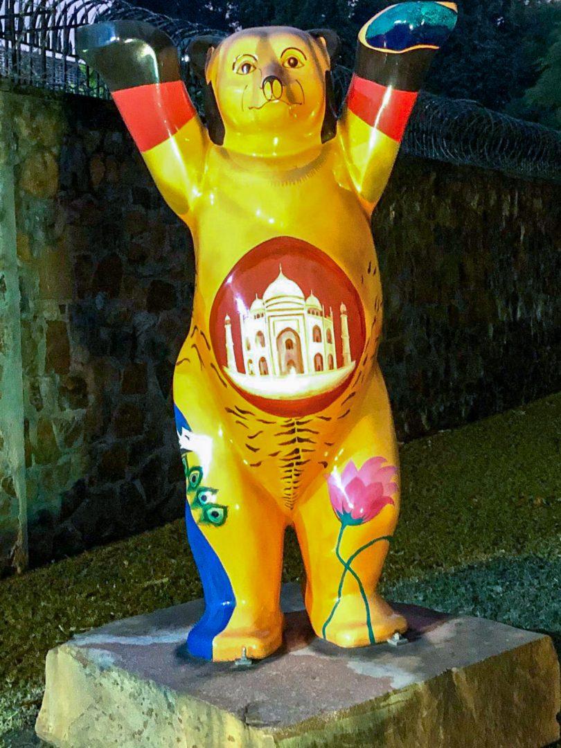 Indischer Berlinbär