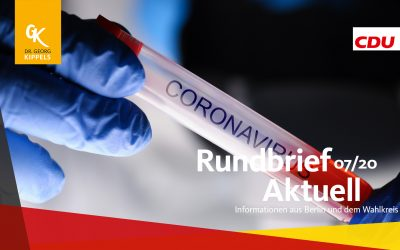 Rundbrief Aktuell 07/2020