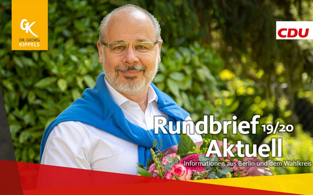 Rundbrief Aktuell 19/2020