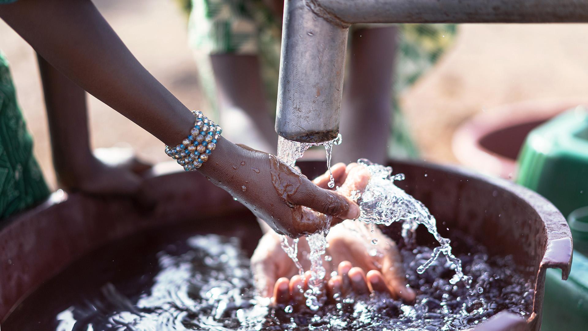 20kw26 Wasser in Afrika