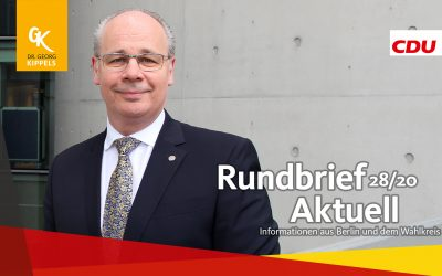 Rundbrief Aktuell 28/2020