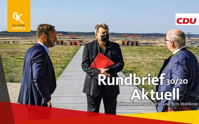 Rundbrief Aktuell 30/2020