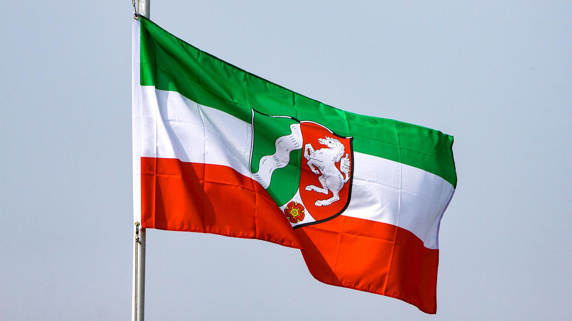 20kw37 NRW Fahne