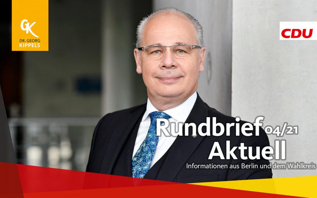 Rundbrief Aktuell 04/2021