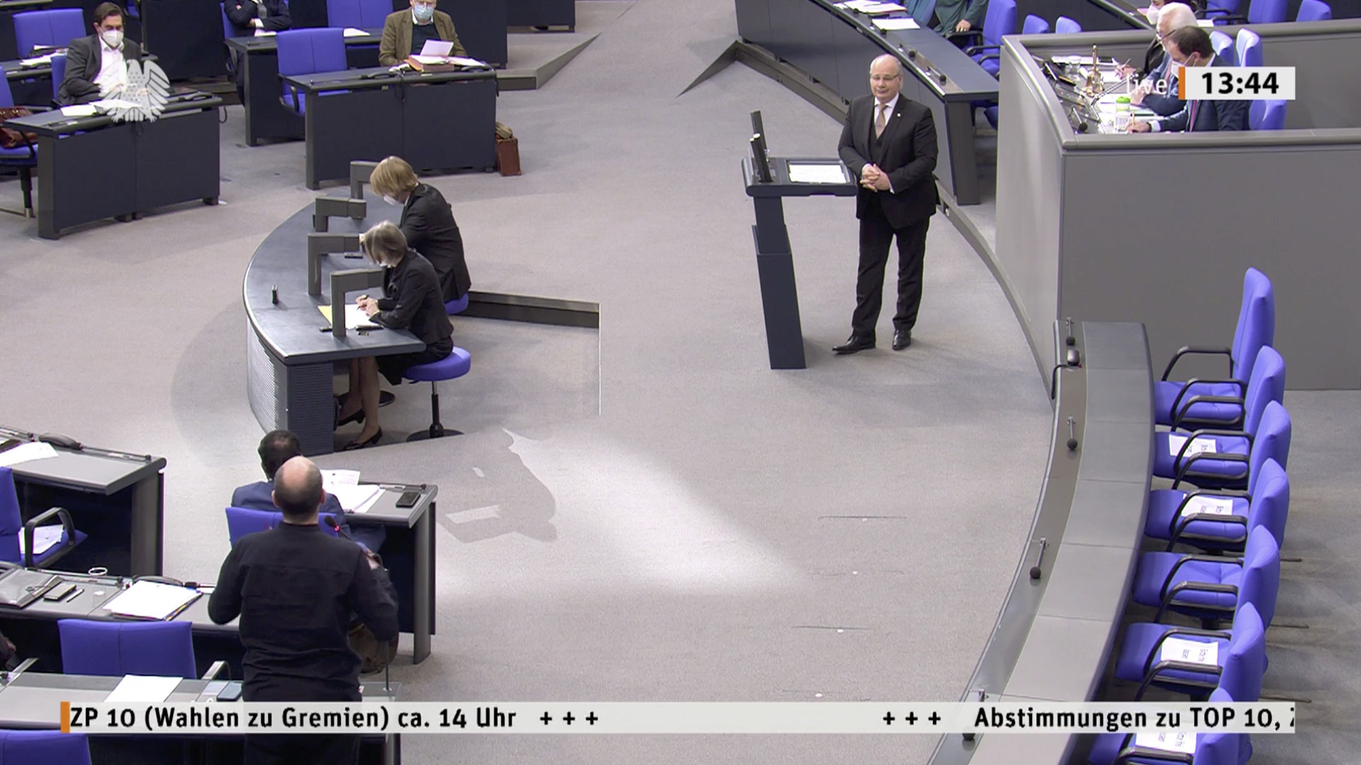 21kw08 Rede im Bundestag