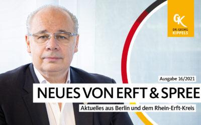 Neues von Erft & Spree – 16/2021