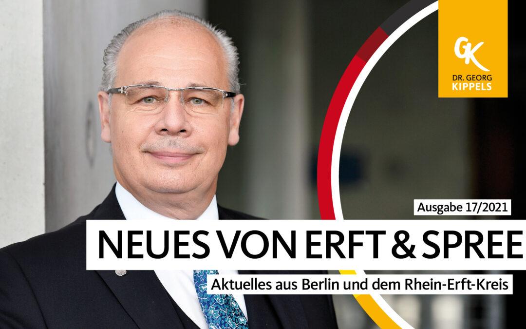 Neues von Erft & Spree – 17/2021