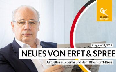 Neues von Erft & Spree – 18/2021