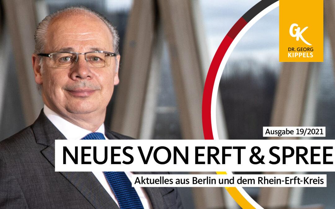 Neues von Erft & Spree – 19/2021