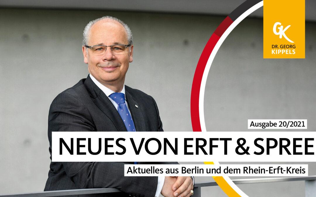 Neues von Erft & Spree – 20/2021