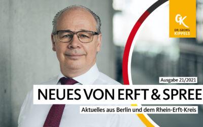 Neues von Erft & Spree – 21/2021
