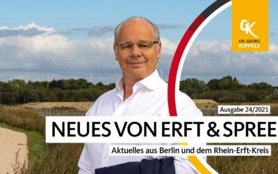Neues von Erft & Spree – 24/2021
