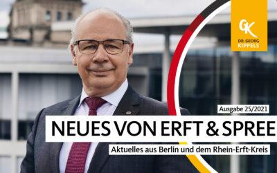 Neues von Erft & Spree – 25/2021
