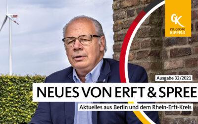Neues von Erft & Spree – 32/2021