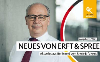 Neues von Erft & Spree – 31/2021