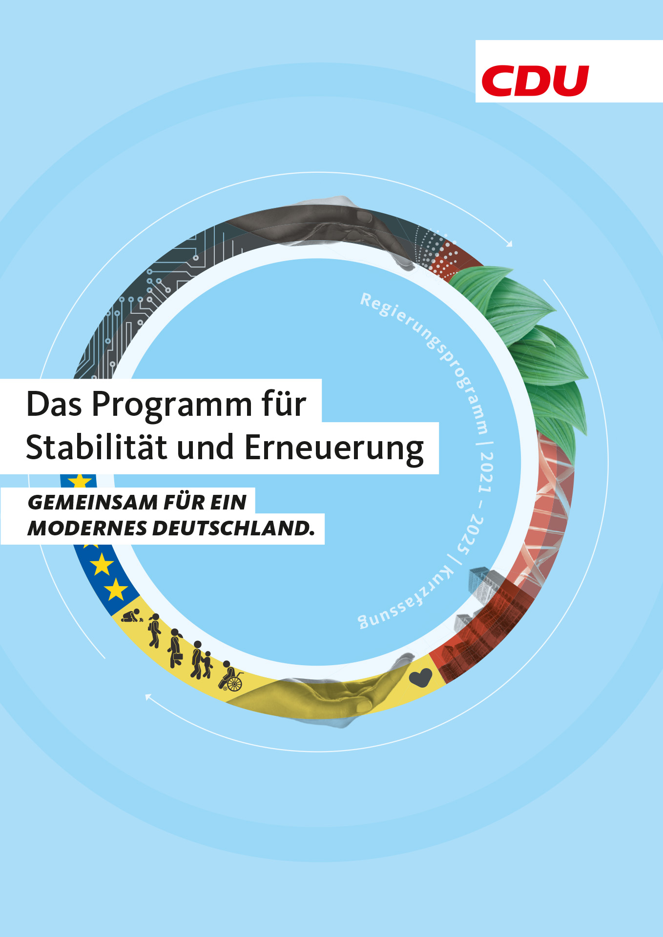 CDUKurzfassungRegierungsprogramm21