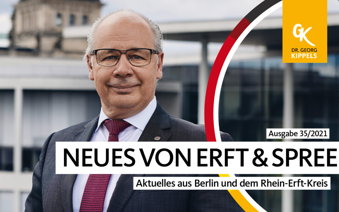 Neues von Erft & Spree – 35/2021