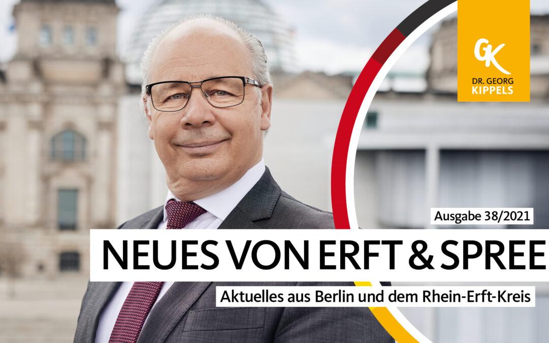 Neues von Erft & Spree – 38/2021